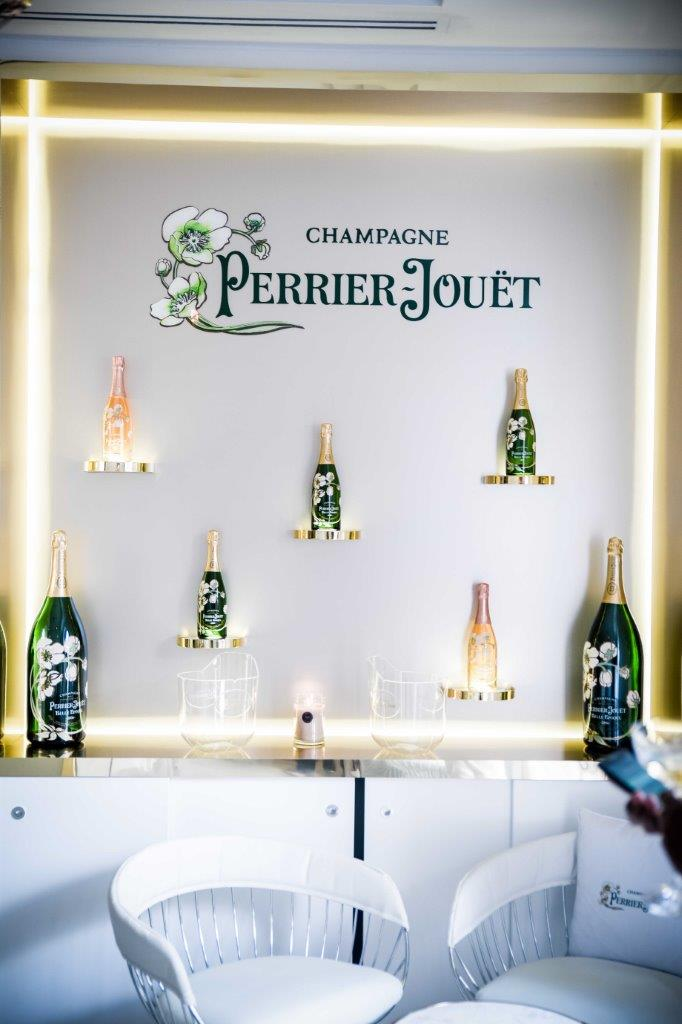 DSC4862 An Enchantment of Bubbles: 54 on Bath Launches the New Perrier-Jouët Champagne Garden - EAT LOVE SAVOR International luxury lifestyle magazine and bookazines