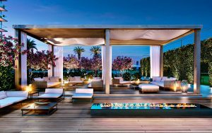 gran paraiso rooftop Luxury Living in Florida: 5 Property Listings for Luxe Beach Lifestyle EAT LOVE SAVOR International luxury lifestyle magazine and bookazines