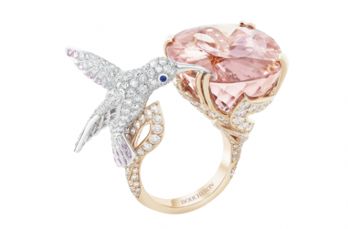 hopi the hummingbird boucheron The Beauty of Boucheron - Editor Selects - EAT LOVE SAVOR International luxury lifestyle magazine and bookazines