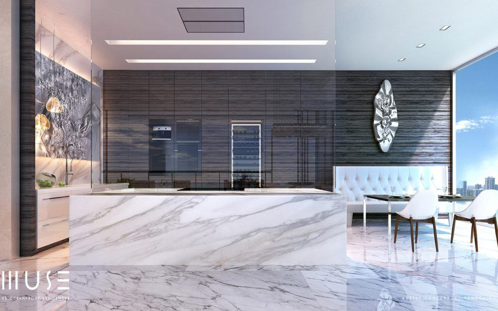 muse kitchen Luxury Living in Florida: 5 Property Listings for Luxe Beach Lifestyle EAT LOVE SAVOR International luxury lifestyle magazine and bookazines
