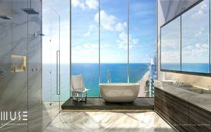 muse master bathroom Luxury Living in Florida: 5 Property Listings for Luxe Beach Lifestyle EAT LOVE SAVOR International luxury lifestyle magazine and bookazines