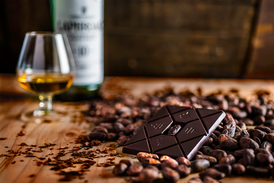 toak single malt chocolate V15 IC 2Y Laphroaig Teaser 1 1 Oldest and Rarest Cacao Variety on Earth Yields Two New Ground-breaking Editions by To'ak Chocolate - EAT LOVE SAVOR International luxury lifestyle magazine and bookazines