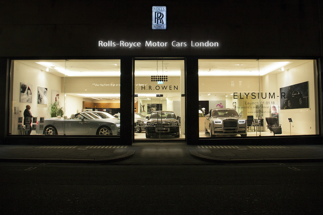 Elysium Rolls Royce3 Rolls-Royce Motor Cars London Welcomes Limited Edition Ultimate Luxury Elysium-R Chair Alongside New Phantom EAT LOVE SAVOR International luxury lifestyle magazine and bookazines