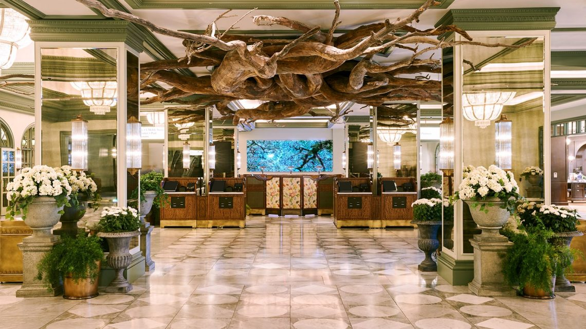 T0101PARKMGM5 HR Old Roots, New Leaves: The New Park MGM Las Vegas - EAT LOVE SAVOR International luxury lifestyle magazine and bookazines