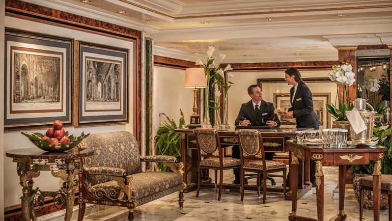 rome waldorf astoria - luxury lifestyle magazine - eat love savor