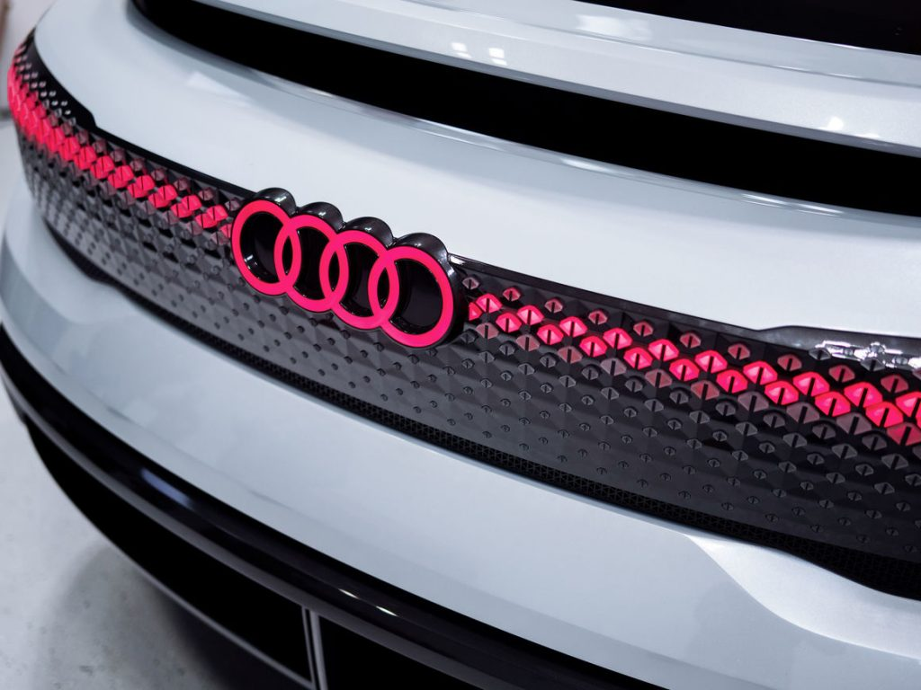 audi aicon detail Luxury Car with Eye on the Future: Audi Aicon Autonomous Concept Car - EAT LOVE SAVOR International luxury lifestyle magazine and bookazines