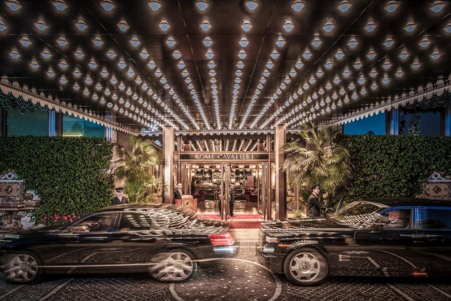 The Suite Life: Rome Cavalieri, Waldorf Astoria Hotels ...
