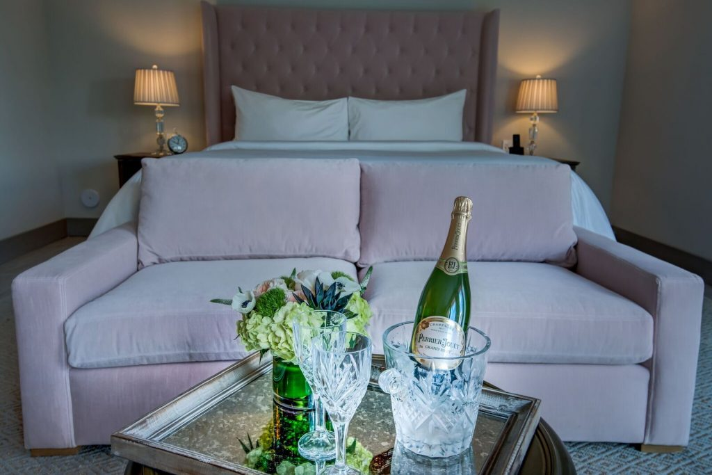 The Plymouth Two Bedroom Terrace Suite preview Escape: Latest Luxury Hotel Openings: Joining Small Luxury Hotels of the World EAT LOVE SAVOR International luxury lifestyle magazine and bookazines