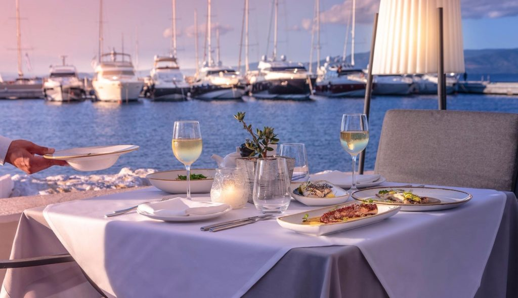 miraggio spa yachting foodToroneo 18 result Wellness for Yacht Owners: Moor at Miraggio Thermal Spa Resort EAT LOVE SAVOR International luxury lifestyle magazine and bookazines