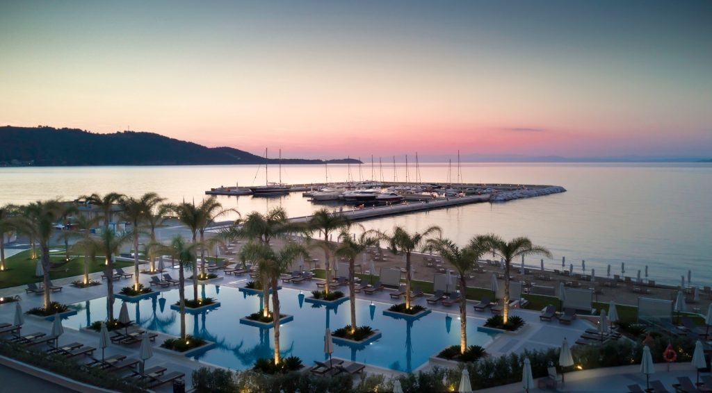 Wellness for Yacht Owners: Moor at Miraggio Thermal Spa Resort
