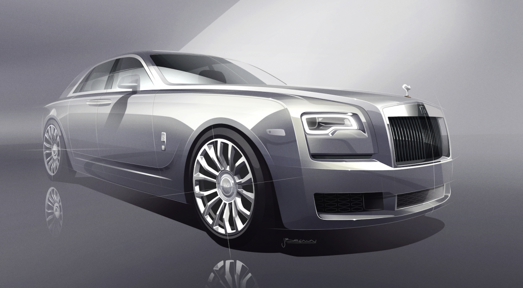 Discover the Rolls-Royce 'Silver Ghost Collection'