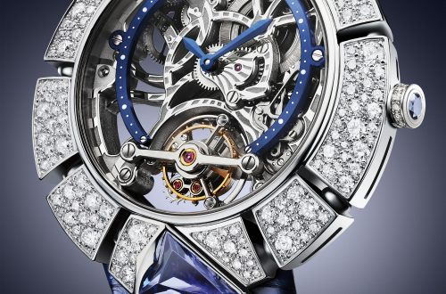 102723 001 cre Haute Horlogerie: Discover the Sophisticated Enchantment of Bulgari's Serpenti Incantati - EAT LOVE SAVOR International luxury lifestyle magazine and bookazines