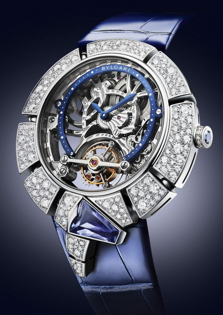 Haute Horlogerie: Discover the Sophisticated Enchantment of Bulgari's Serpenti Incantati
