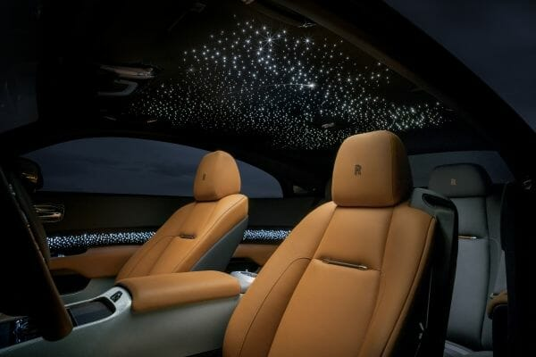 Rolls-Royce Takes Bespoke To New Heights With  'Wraith Luminary Collection'