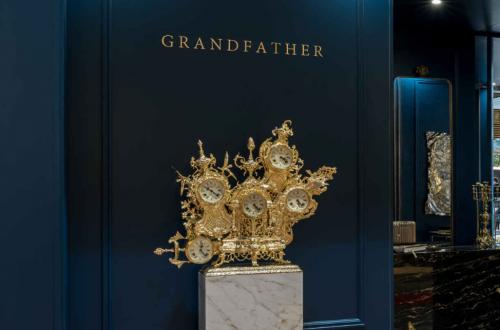 grandfather watch Beautiful Things: Grandfather Floor Watch - EAT LOVE SAVOR International luxury lifestyle magazine and bookazines