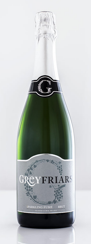 greyfriard sparkling fume Discover Greyfriars Vineyard and The Coral Room, Showcasing an English Only Wine List EAT LOVE SAVOR International luxury lifestyle magazine and bookazines