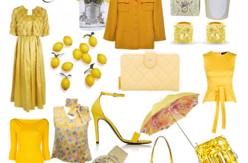 lovely in lemon Style Edit: Lovely in Lemon EAT LOVE SAVOR International luxury lifestyle magazine and bookazines