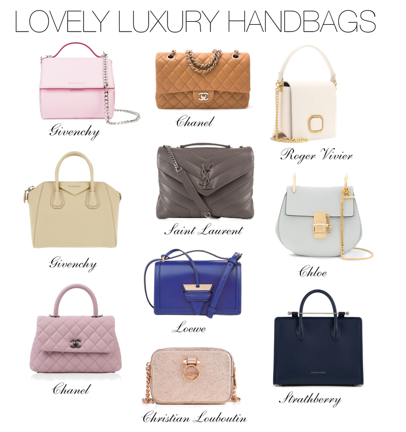 lovely luxury handbags Lovely Luxury Handbags - EAT LOVE SAVOR International luxury lifestyle magazine and bookazines