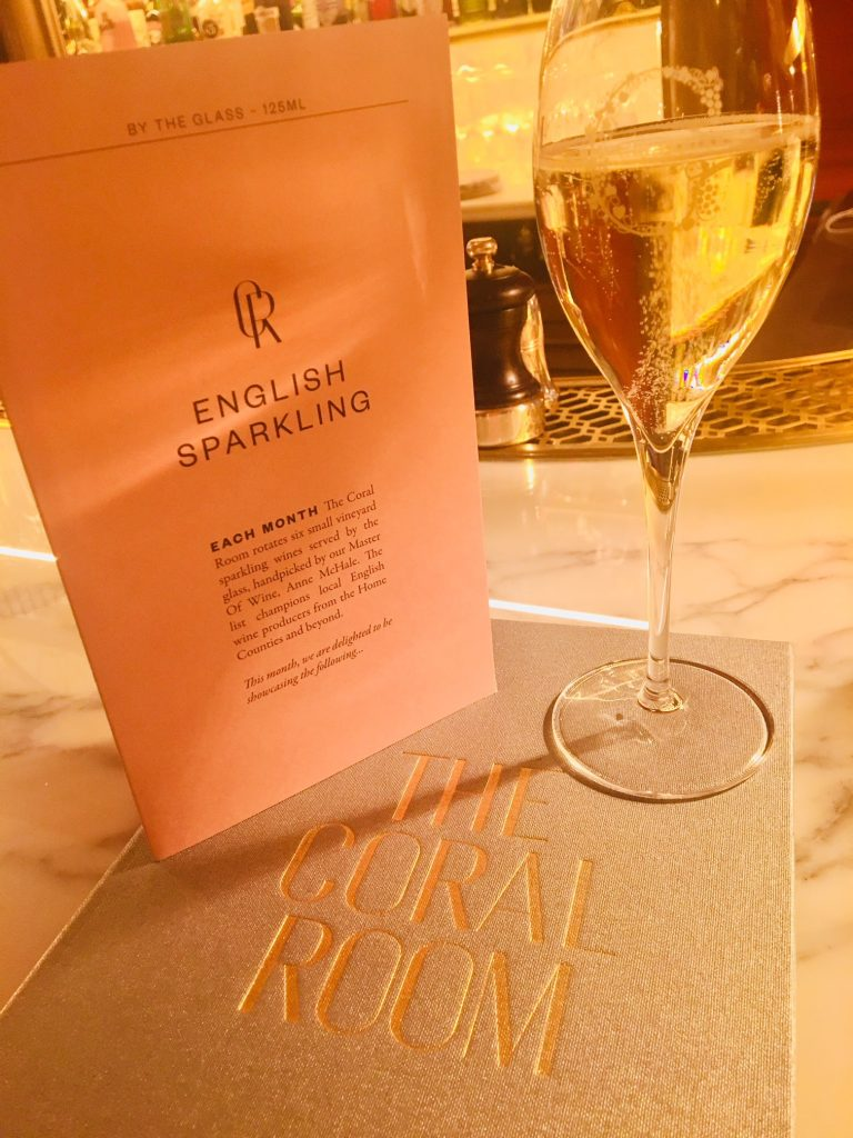 the coral room english sparkling Discover Greyfriars Vineyard and The Coral Room, Showcasing an English Only Wine List EAT LOVE SAVOR International luxury lifestyle magazine and bookazines