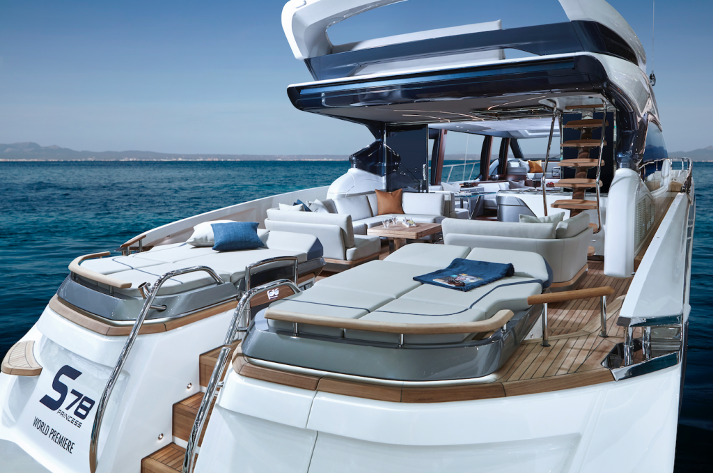 Princess Yachts On The Crest Of A Wave As Orders Exceed $1 Billion (£. Billion) For First Time In 53-Year History