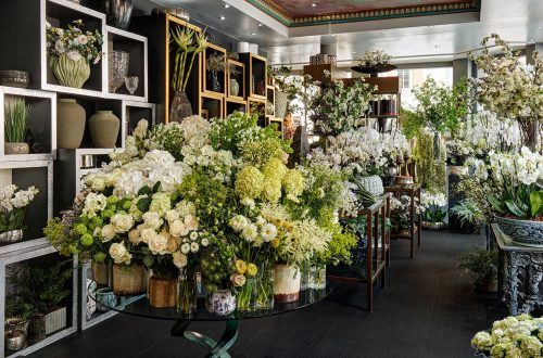 pulbook and gould shop Discover Beloved British Flower Shop Pulbrook & Gould - EAT LOVE SAVOR International luxury lifestyle magazine and bookazines