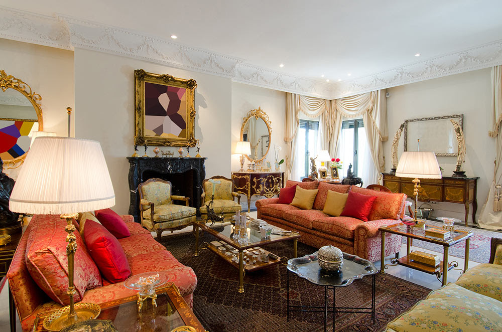 LUXURY REAL ESTATE | Resplendent, Sophisticated & Supremely Elegant Residence in La Moraleja Madrid