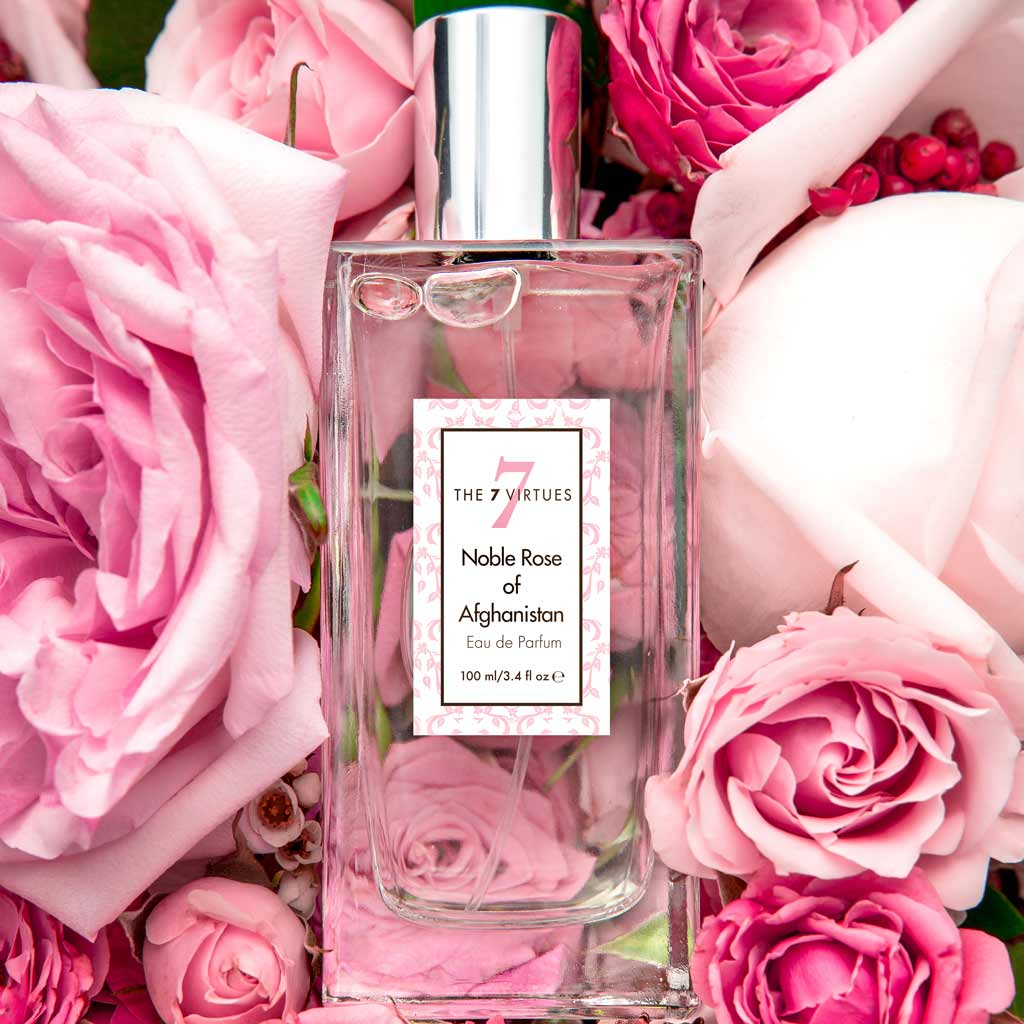 Noble Rose of Afghanistan perfume Top 10 Summer Fragrances for Women EAT LOVE SAVOR International luxury lifestyle magazine and bookazines