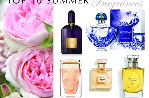 TOP 10 SUMMER fragrances Top 10 Summer Fragrances for Women EAT LOVE SAVOR International luxury lifestyle magazine and bookazines