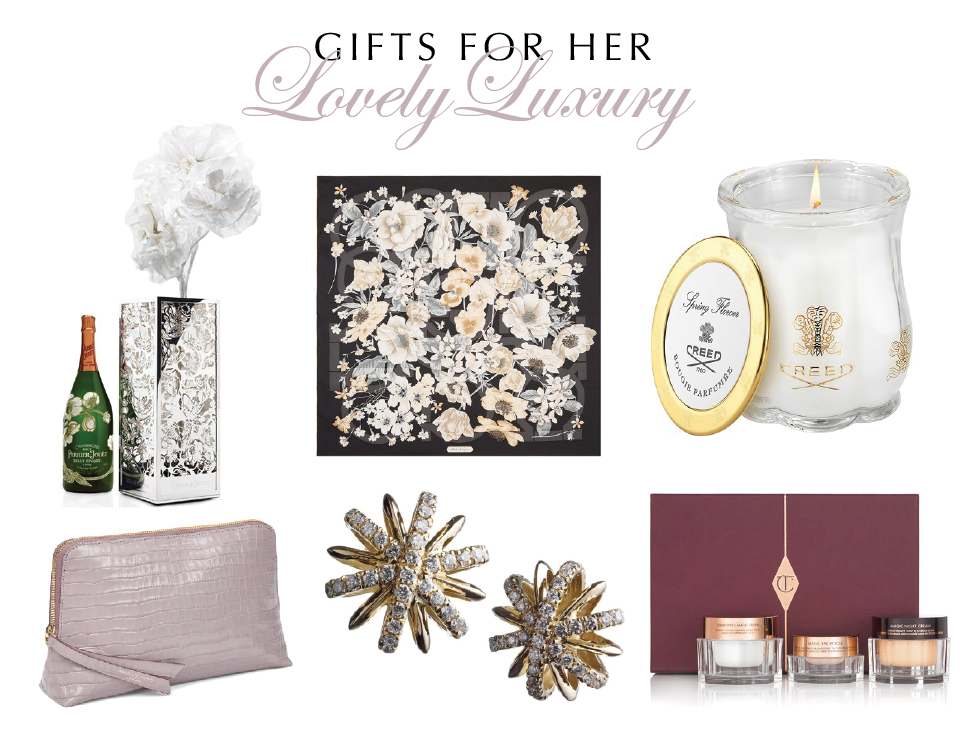 Lovely Luxury Gifts for Her