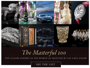 eat love savor luxury lifestyle magazine masterful 100