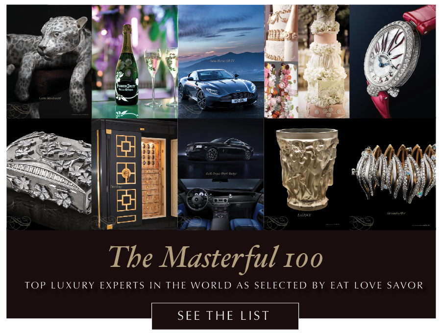 The Masterful  Luxury Experts And Brands List