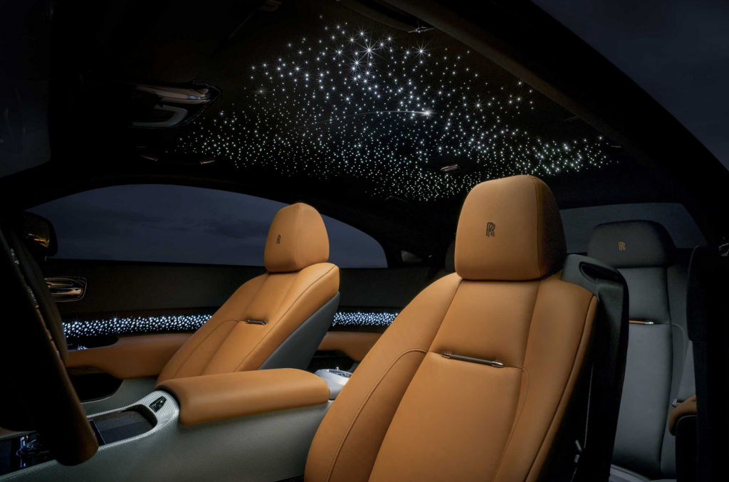 Rolls-Royce Wraith Luminary Film Shines Light On Contemporary Bespoke Craftsmanship