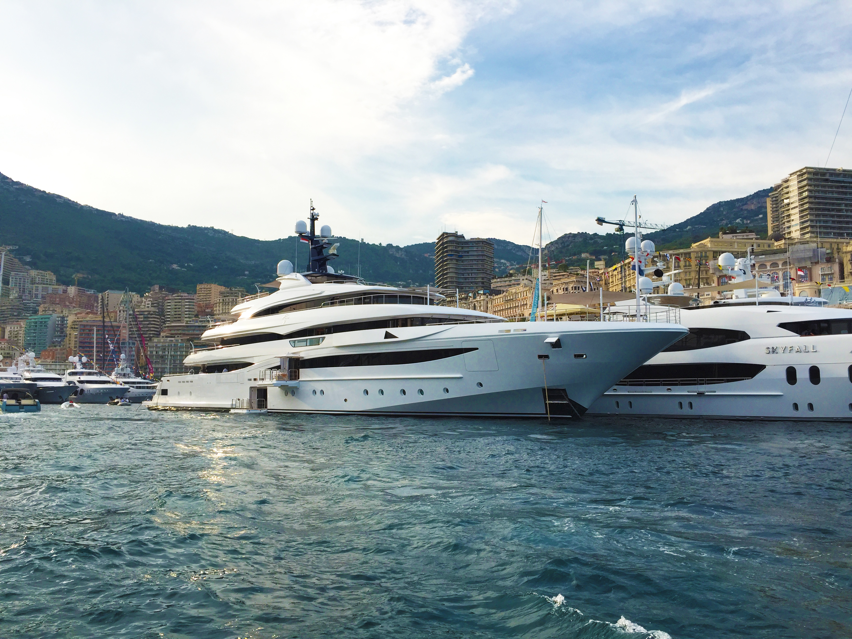 IMG 9584 1 What to Expect at the Monaco Yacht Show 2018 - EAT LOVE SAVOR International luxury lifestyle magazine and bookazines