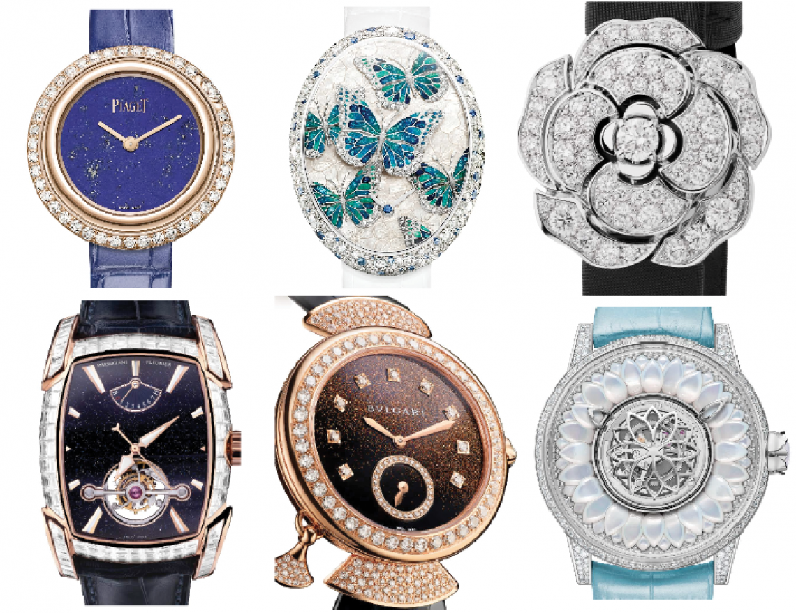 gphg womens timepieces GPHG Watch Awards Pre-selection 2018 and Edit EAT LOVE SAVOR International luxury lifestyle magazine and bookazines