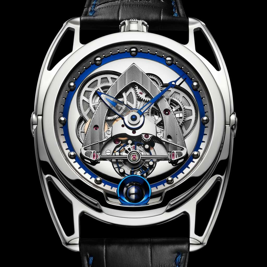v2 gphg2018 debethune db28 steel wheels 001 GPHG Watch Awards Pre-selection 2018 and Edit EAT LOVE SAVOR International luxury lifestyle magazine and bookazines