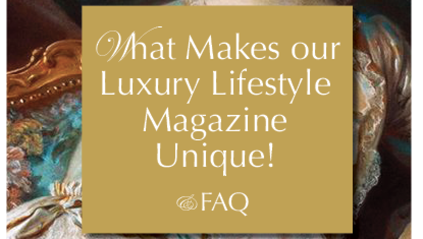 ODE TO LUXURY