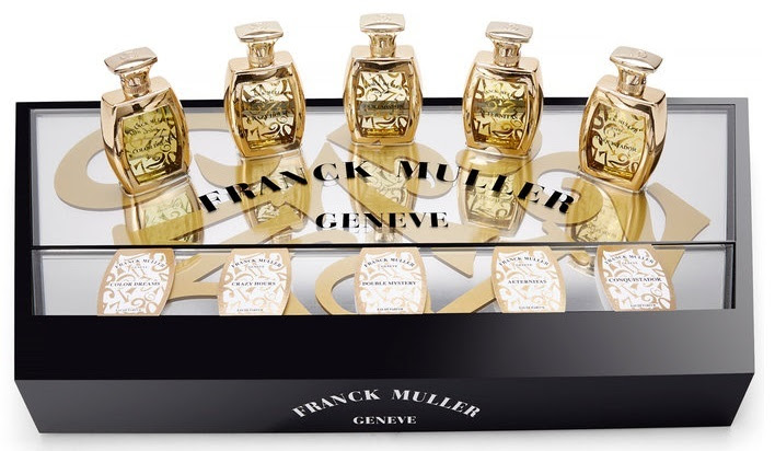 franck muller 5 perfumes Discover Franck Muller Perfume - Inspired by Exceptional Timepieces - EAT LOVE SAVOR International luxury lifestyle magazine and bookazines