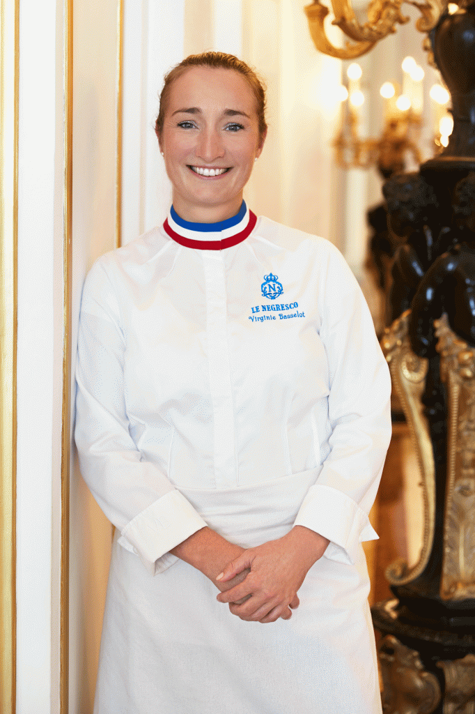 Le Negresco Sept chef Le Chantecler Restaurant Awarded Two Michelin-Stars - EAT LOVE SAVOR International luxury lifestyle magazine and bookazines