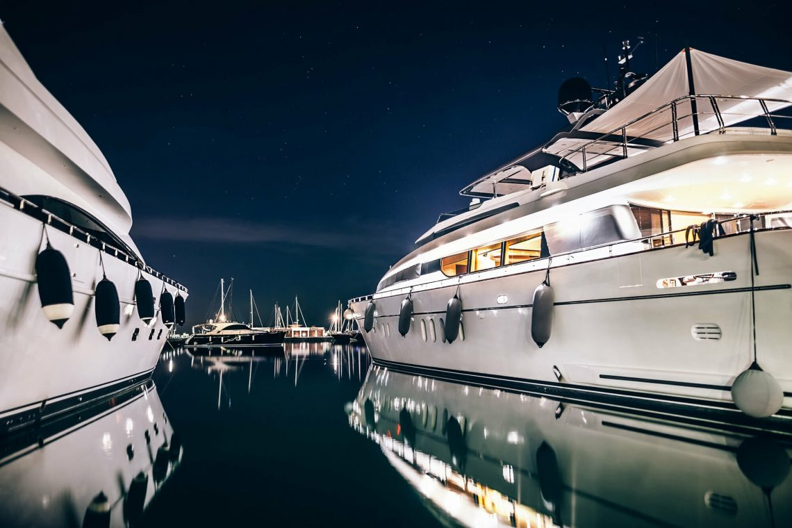 Yachts London - eat love savor - luxury lifestyle magazine