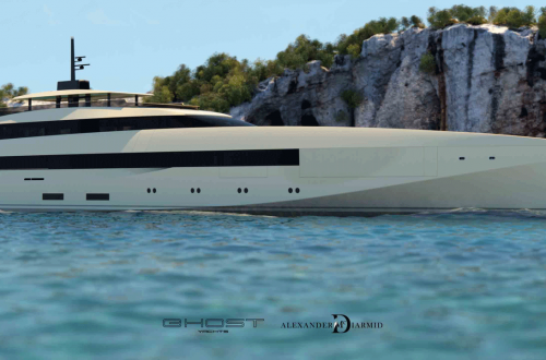 Alexander McDiarmid Design for Ghost Yachts Rebel With a Design Cause: Conversations With Superyacht Designer Alexander McDiarmid EAT LOVE SAVOR International luxury lifestyle magazine and bookazines