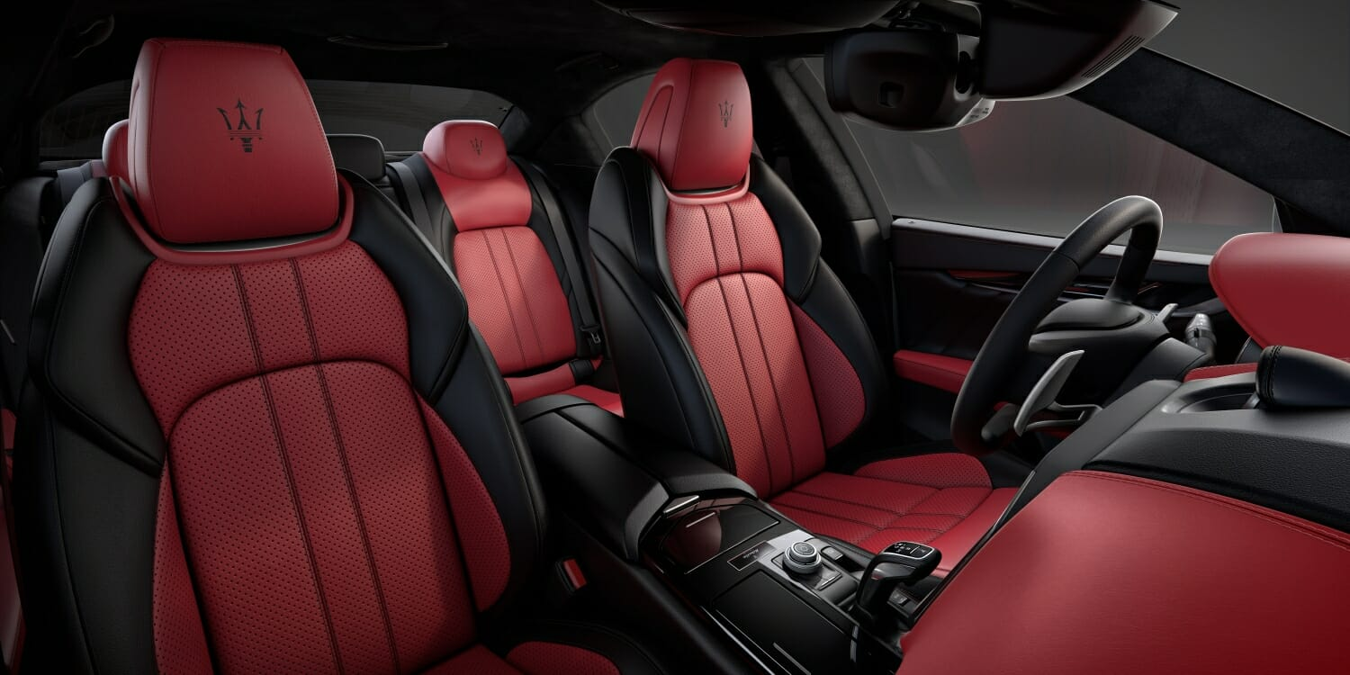 Small 15306 NewGhibliRibelleinterior Discover the Limited Edition Maserati Ghibli Ribelle EAT LOVE SAVOR International luxury lifestyle magazine and bookazines