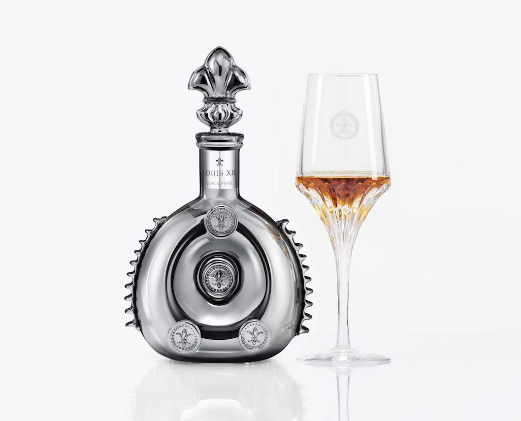 Limited Edition Rare Blend Cognac LOUIS XIII Black Pearl