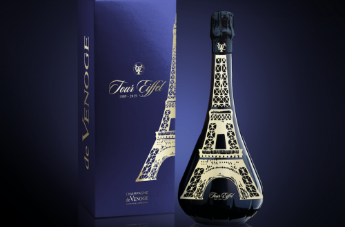 de venoge eiffel tower Celebrating 130 Years of The Eiffel Tower with Champagne de Venoge Special Cuvee - EAT LOVE SAVOR International luxury lifestyle magazine and bookazines