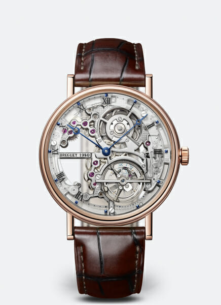BREGUET CLASSIQUE TOURBILLON EXTRA PLAT SQUELETTE 5395 5395BR 1S 9WU Luxury Timepiece Edit: Meet the New Models of Breguet - EAT LOVE SAVOR International luxury lifestyle magazine and bookazines