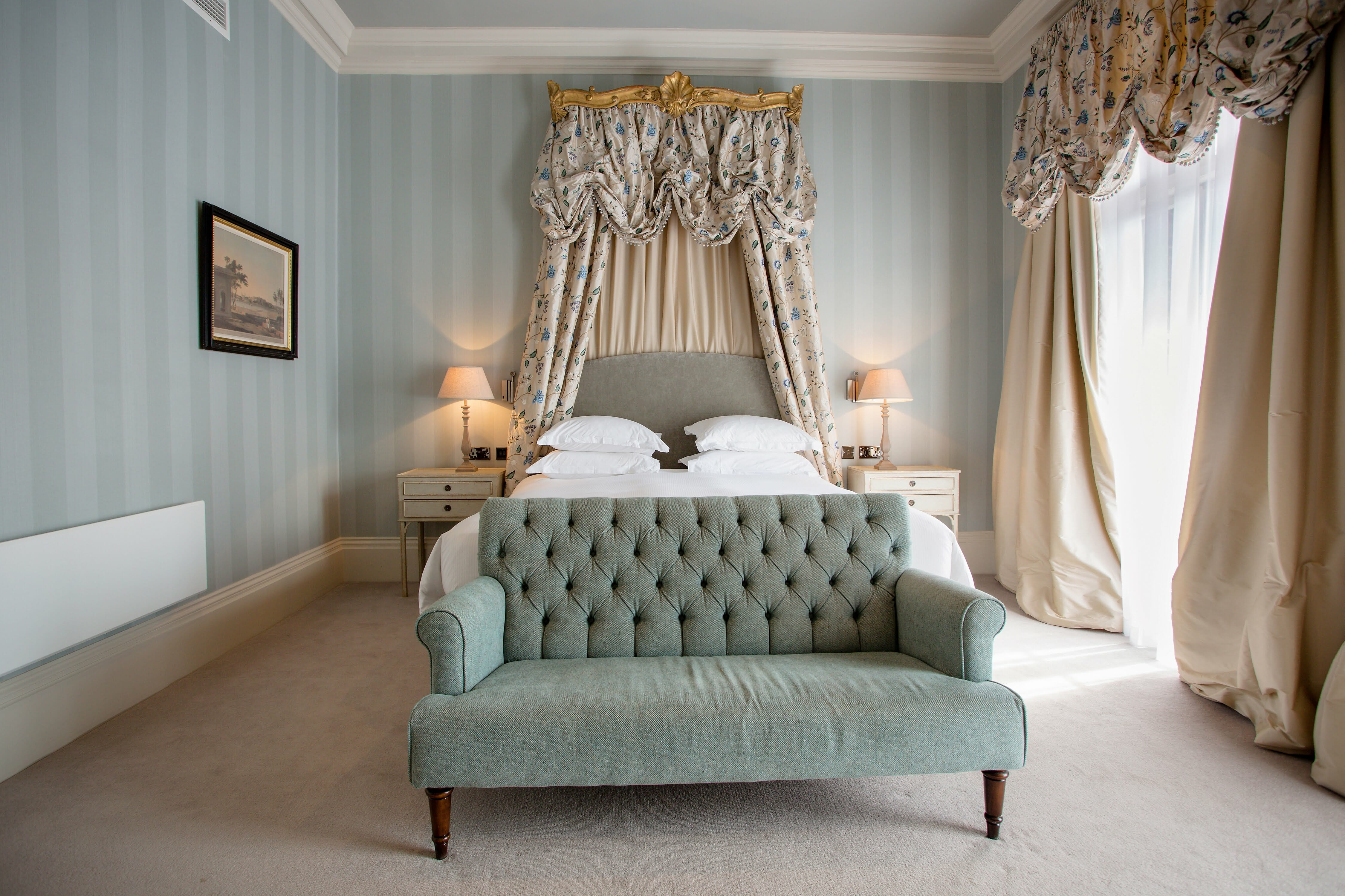 Junior Suite1 Escape to The Grange Hotel for an Intimate Country House Setting in York EAT LOVE SAVOR International luxury lifestyle magazine and bookazines