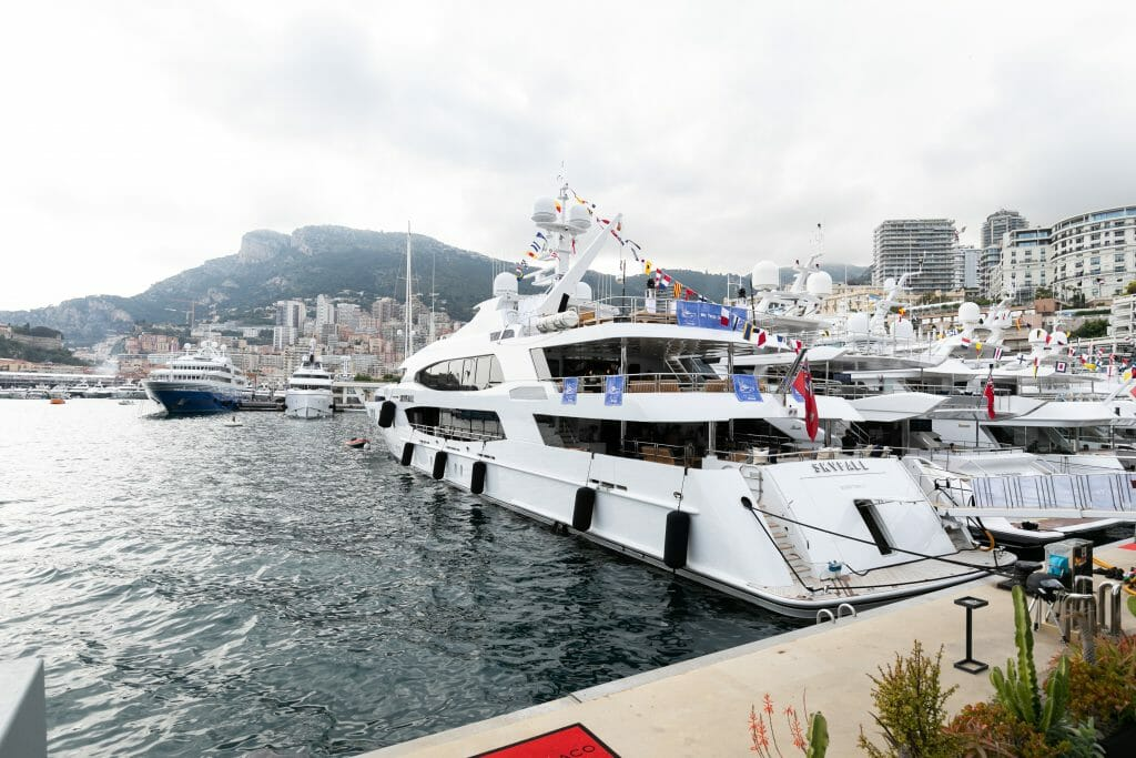 MYG Monaco GP 2019 31 An Out-Of-This-World Weekend at 77th Monaco F1® Weekend with Axiom Space Inc., SFJ Group, Crescent, Chateau d'Esclans, Champagne Regi & more aboard M/Y Skyfall with PA2F - EAT LOVE SAVOR International luxury lifestyle magazine and bookazines