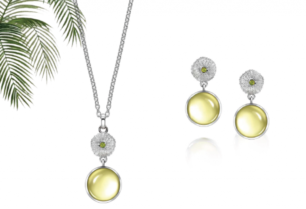Lemon quartz mavros Beautiful Things: Get Swept Away with the Patrick Mavros 'Ocean Tides Collection' - EAT LOVE SAVOR International luxury lifestyle magazine and bookazines