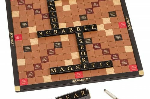 Overview Discover The Luxury Leather Edition, Scrabble® Game Crafted in France EAT LOVE SAVOR International luxury lifestyle magazine and bookazines