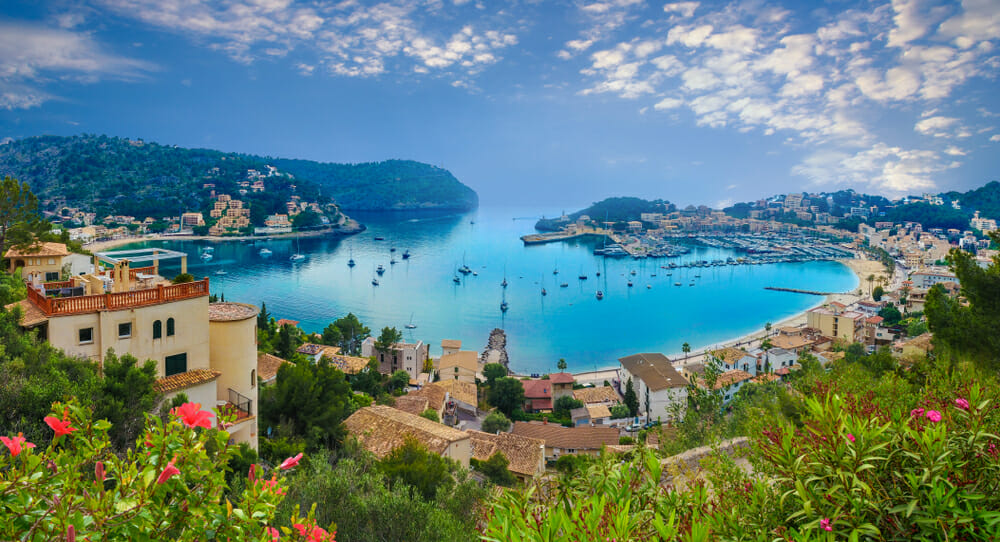 sailing in the Balearics Mallorca Discovering Europe's best beaches: summer sailing in the Balearics - EAT LOVE SAVOR International luxury lifestyle magazine and bookazines