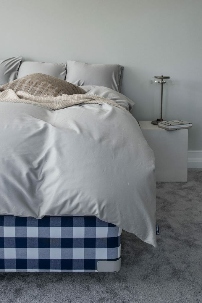 Hastens Ivory Cream cover and Down Quilt Achieve Perfect Sleep with Hästens - EAT LOVE SAVOR International luxury lifestyle magazine and bookazines